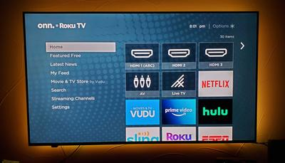 Onn 70 Class 4k Uhd 2160p Led Roku Smart Tv Hdr 100012588 Walmart Com Walmart Com
