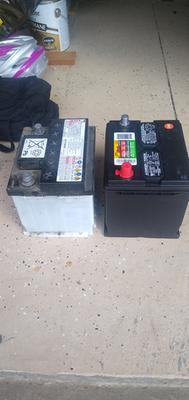 121r Battery Walmart : battery, walmart, Nissan, Battery, Walmart