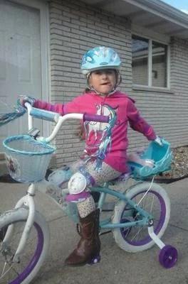 Huffy Girls Bike 16 : huffy, girls, Disney, Frozen, 16-inch, Girls', Huffy, Walmart.com