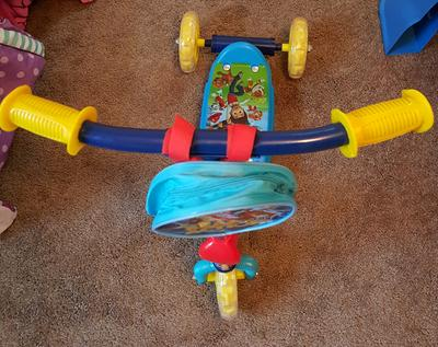 Paw Patrol 3 Wheel Kick Scooter