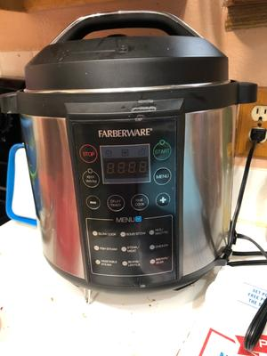 Manual setting on instant pot 9 in 1 [ePub]