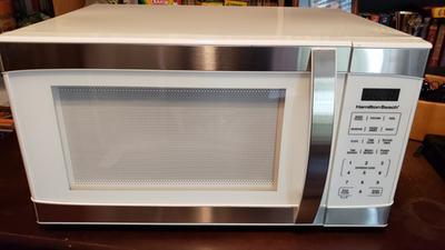 hamilton beach microwave oven p100n30al