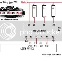 Toyota 1jz Gte Wiring Diagram 2004 Mitsubishi Eclipse Radio 1jzgte Vvti Jzx100 Harness - Page 2