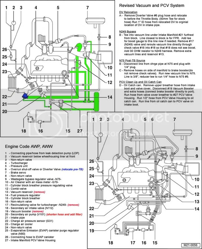 Vwvortex Vacuum Leak Thread 2003 Vw Tdi Schematic Free