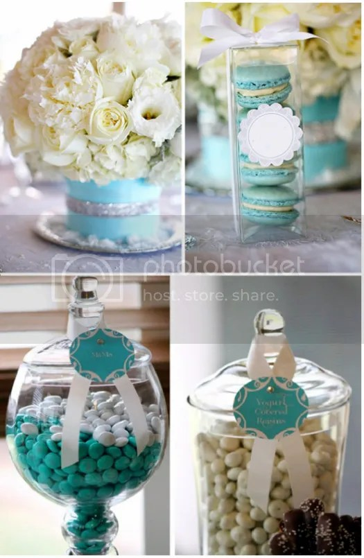 Little Miss Perfect Planning And Events TURQUOISE