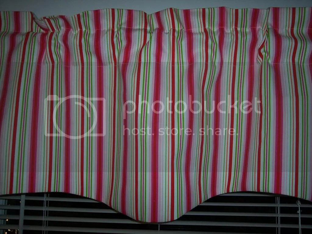Pop Of Pink Green Orange Hancock Fabrics Striped