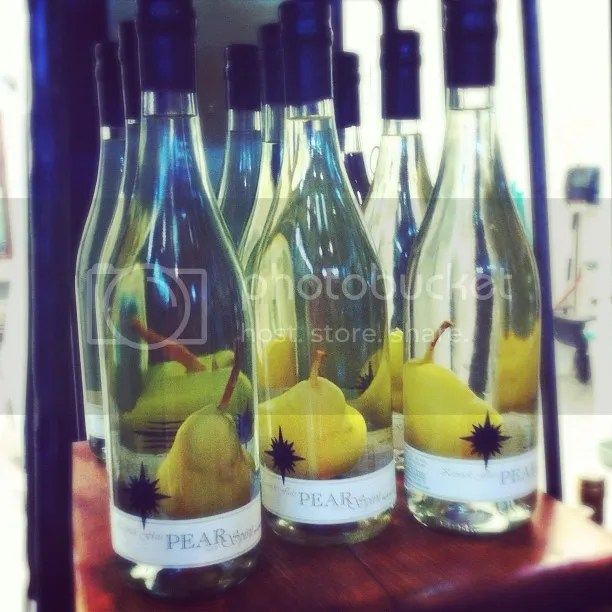 Blackstar Farms Pear Wine