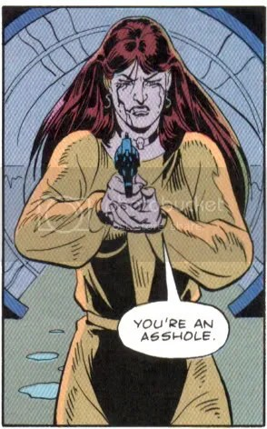 SilkSpectre_Asshole.jpg picture by PseudoPsychic