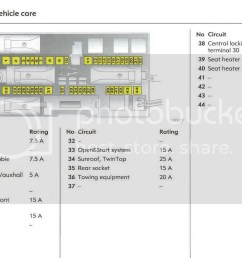 vauxhall zafira fuse box 2007 wiring diagram view vauxhall zafira b rear fuse box diagram vauxhall zafira rear fuse box [ 1217 x 741 Pixel ]