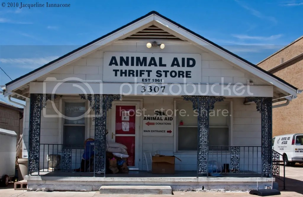 Animal Aid Thrift Store