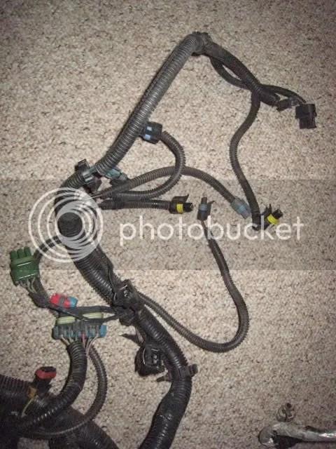 94 Lt1 Wiring Harness