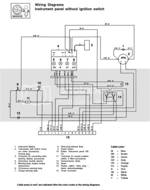 New engine install  Instrument panel is dead!  Page 2