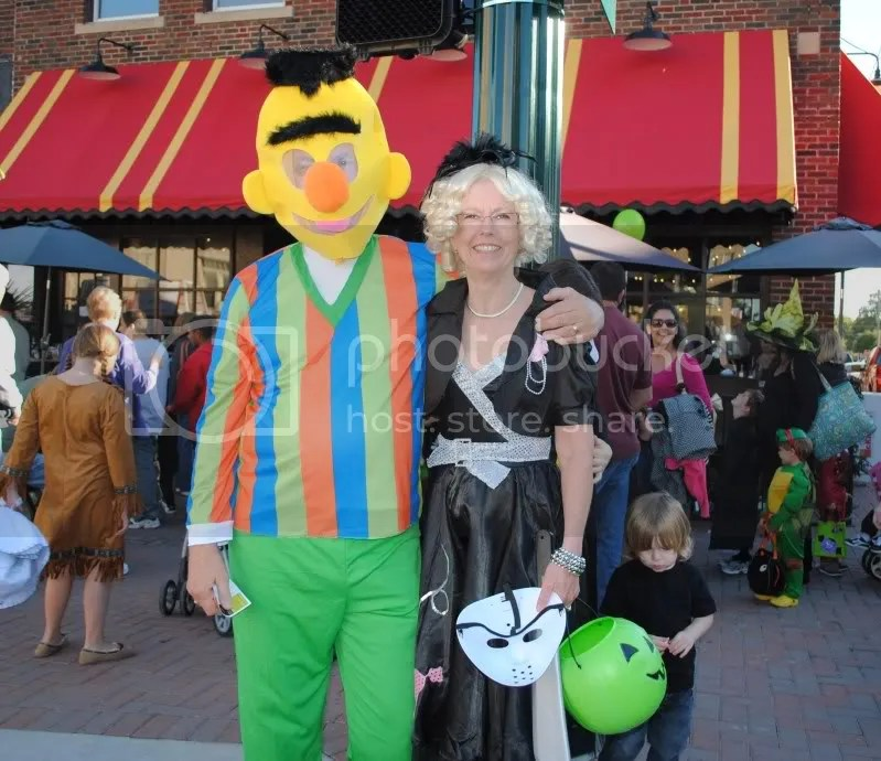 Bert and Friend