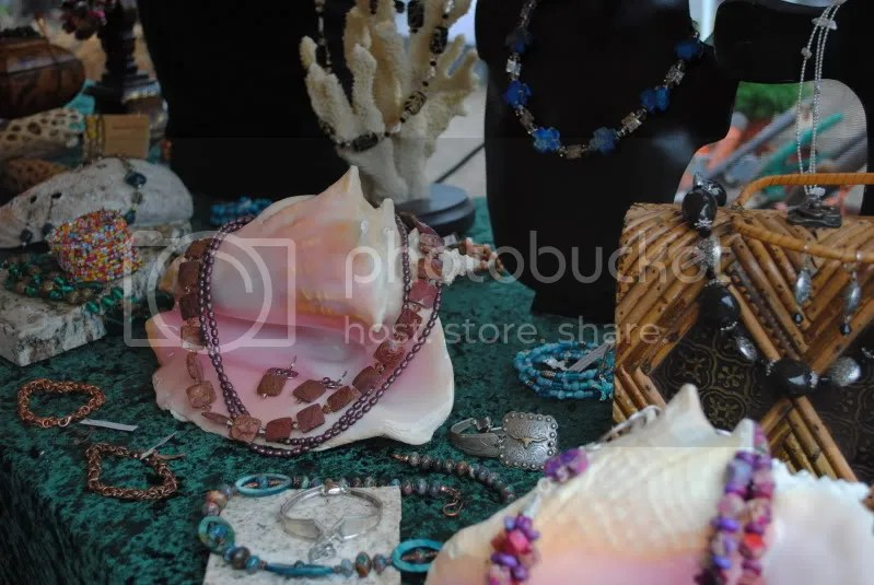 Samantha Taylor's Jewelry at the Antique Fair
