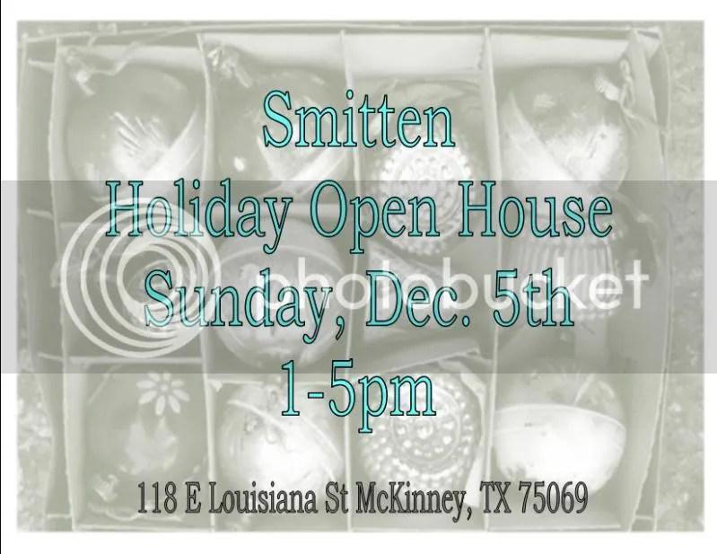 Smitten Holds Open House