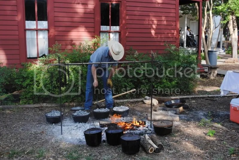 Real Dutch Oven Cooking