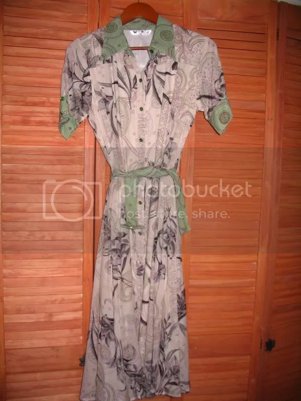 Vintage-style Dress From Orison's Boutique