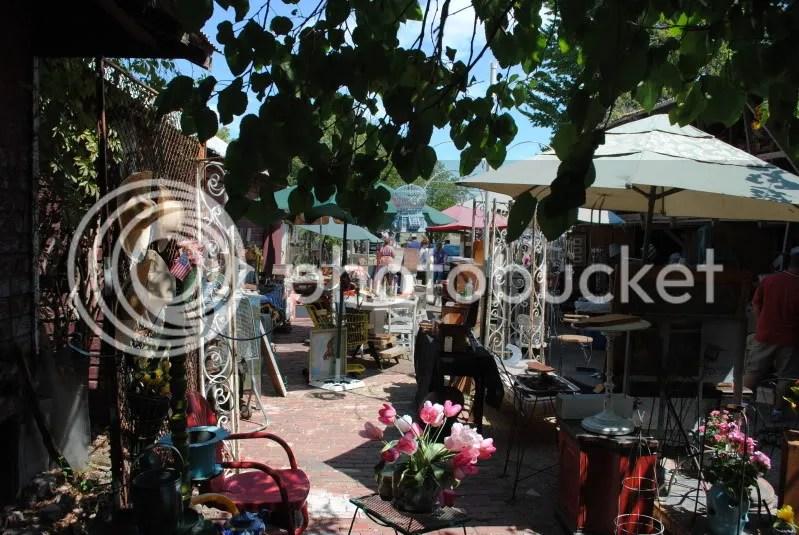 The Old Red Lumberyard Antique & Vintage Sale