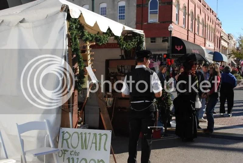 Unique Vendors at Dickens