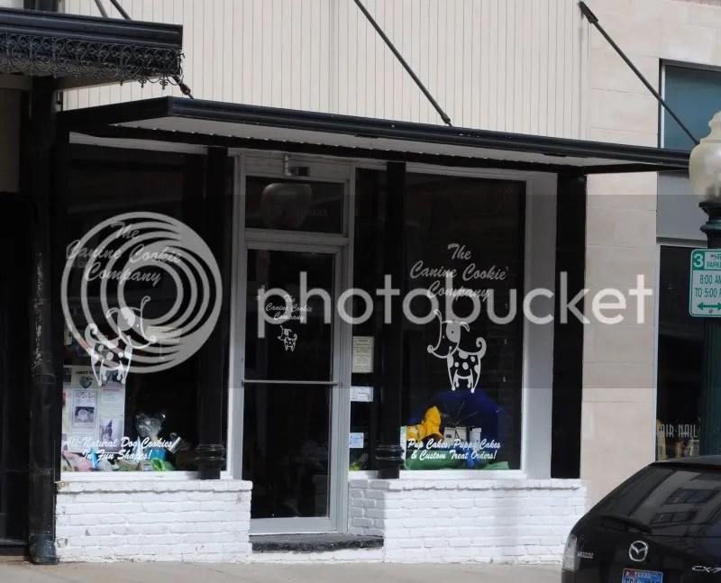 Canine Cookie Company