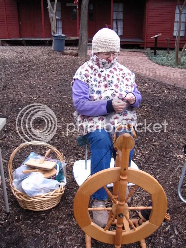 Spinner at Farmer's Market