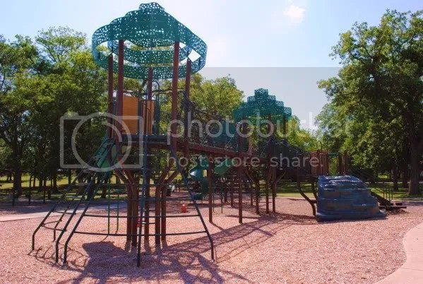 Playground at Finch Park