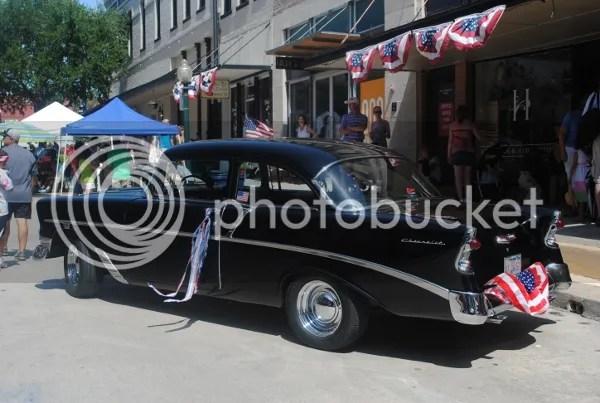 Classic Car at The Street Fair