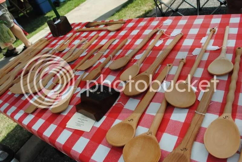 Henry Slater's Spoons