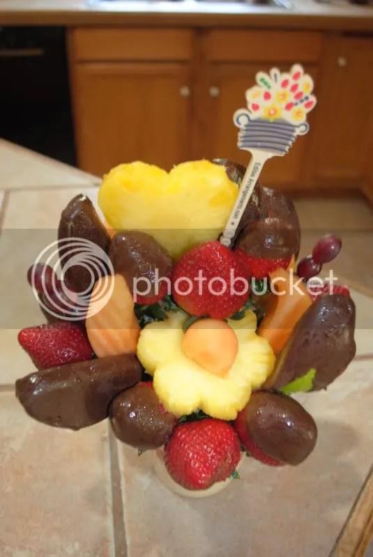 Edible Bouquet From Edible Arrangements
