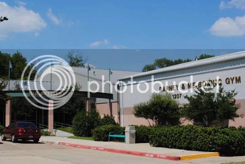 Barney & Me Boxing Center