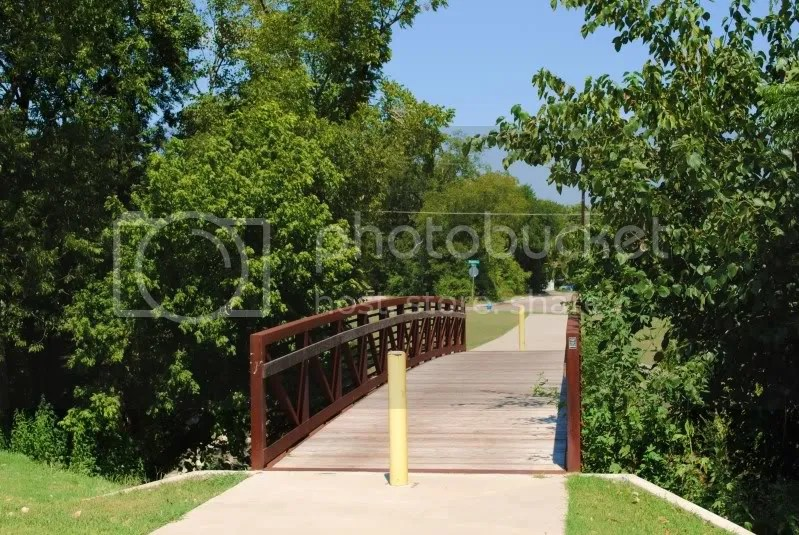 Another Bridge at Old Settler's Park