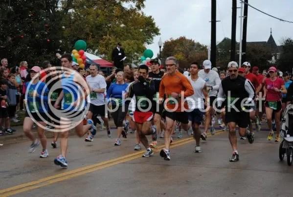 Believe 5k Race Kick Off