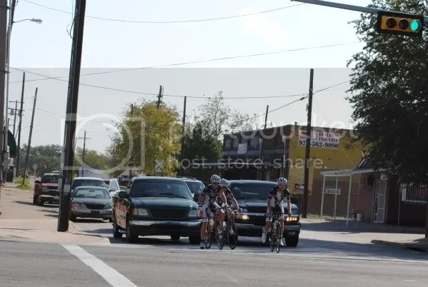 Cyclists Now a Common Sight on the Square