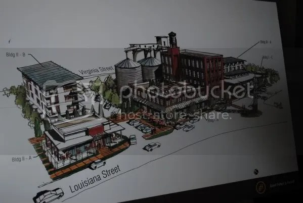 The Future of the Flour Mill Area