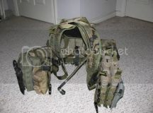 Zombie Squad • View topic - Post your load-bearing/chest ...