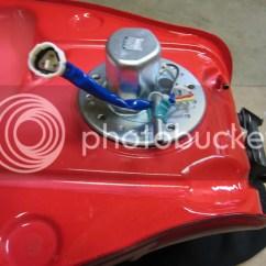 07 Gsxr 600 Fuel Pump Wiring Diagram 2005 Honda Accord Fuse Box D I Y Replacement Upgrade Suzuki Gsx R
