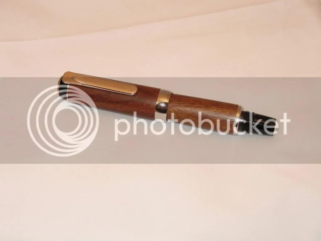 Little Havana fountain pen, closed