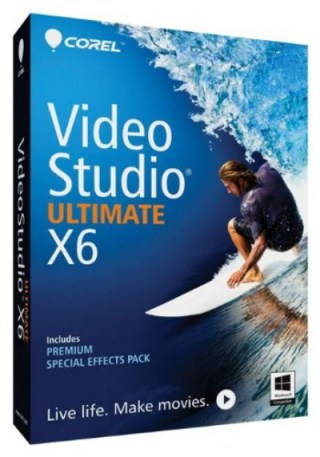 Corel VideoStudio Ultimate X6 v16.0.0.106 Multilingual Incl Keymaker-CORE