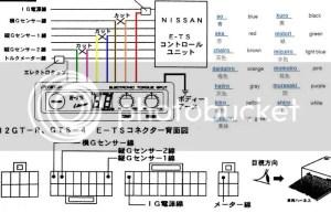 Field ETS wiring diagram  Skyline Owners Forum