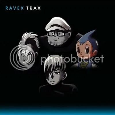 ravex trax cover