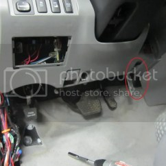 Ignition Switch And Obd Live Data Tao 110cc Atv Wiring Diagram 2010 Toyota Tacoma Remote Start Pictorial
