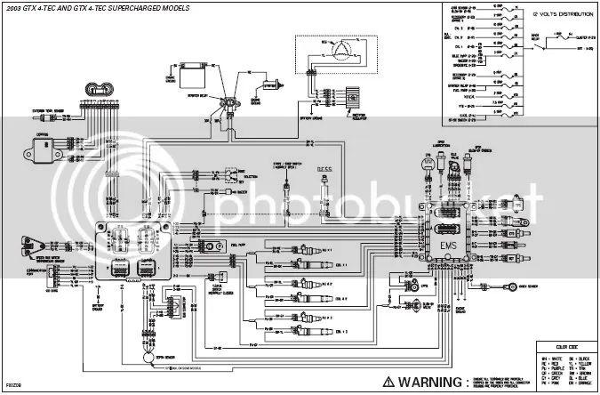 1997 seadoo gti wiring diagram