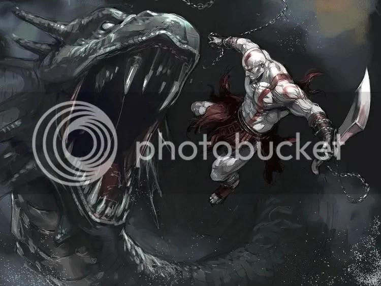 戰神God of war 系列 哈啦板 - 巴哈姆特