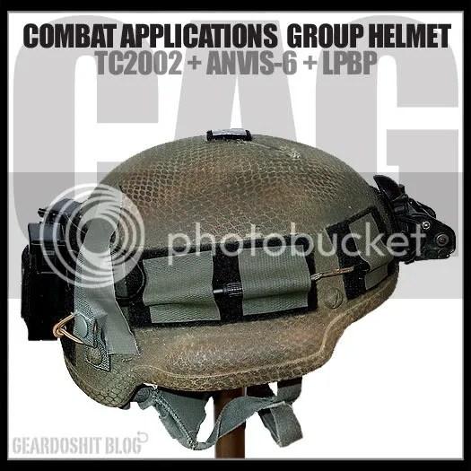 Combat Applications Group Helmet | G E A R D O S H I T
