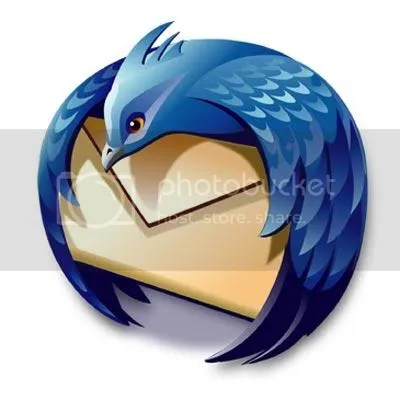 Thunderbird free mail client