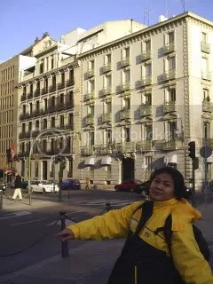 DosenGila di Madrid