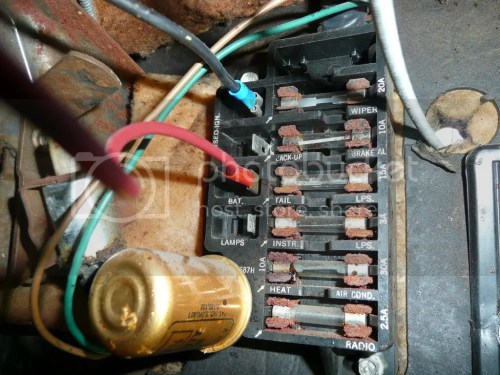small resolution of 67 chevy impala fuse box wiring diagram centre 1967 impala fuse box