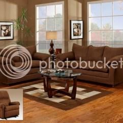 Fairfax 3 Piece Top Grain Leather Reclining Living Room Set Feminine Rooms Urban Home Interior Chocolate Brown Sofa Love Seat Chair Power