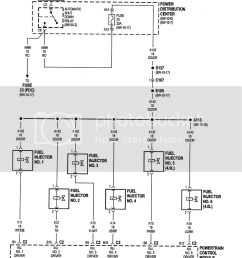 jeep fuel injector wiring wiring diagram schematic95 jeep cherokee fuel injector wiring diagram wiring diagram a6 [ 804 x 1024 Pixel ]