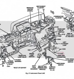 2000 jeep cherokee where is the ground for the instrument cluster no bus jeep wrangler diagram [ 1024 x 773 Pixel ]